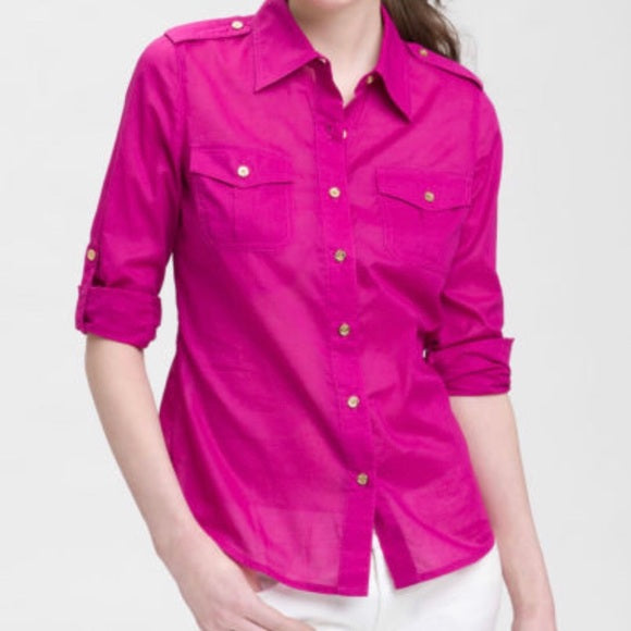 Tory Burch 'Brigitte' Blouse