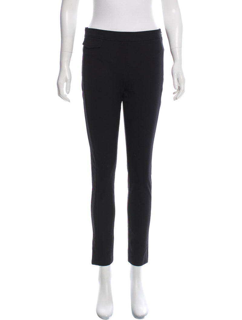 Tory Burch Black Skinny Pants