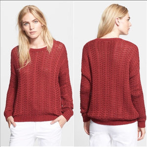 Vince Chunky Knit Sweater