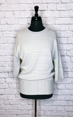 Calvin Klein Collection Jacquard Wool-Blend Sweater