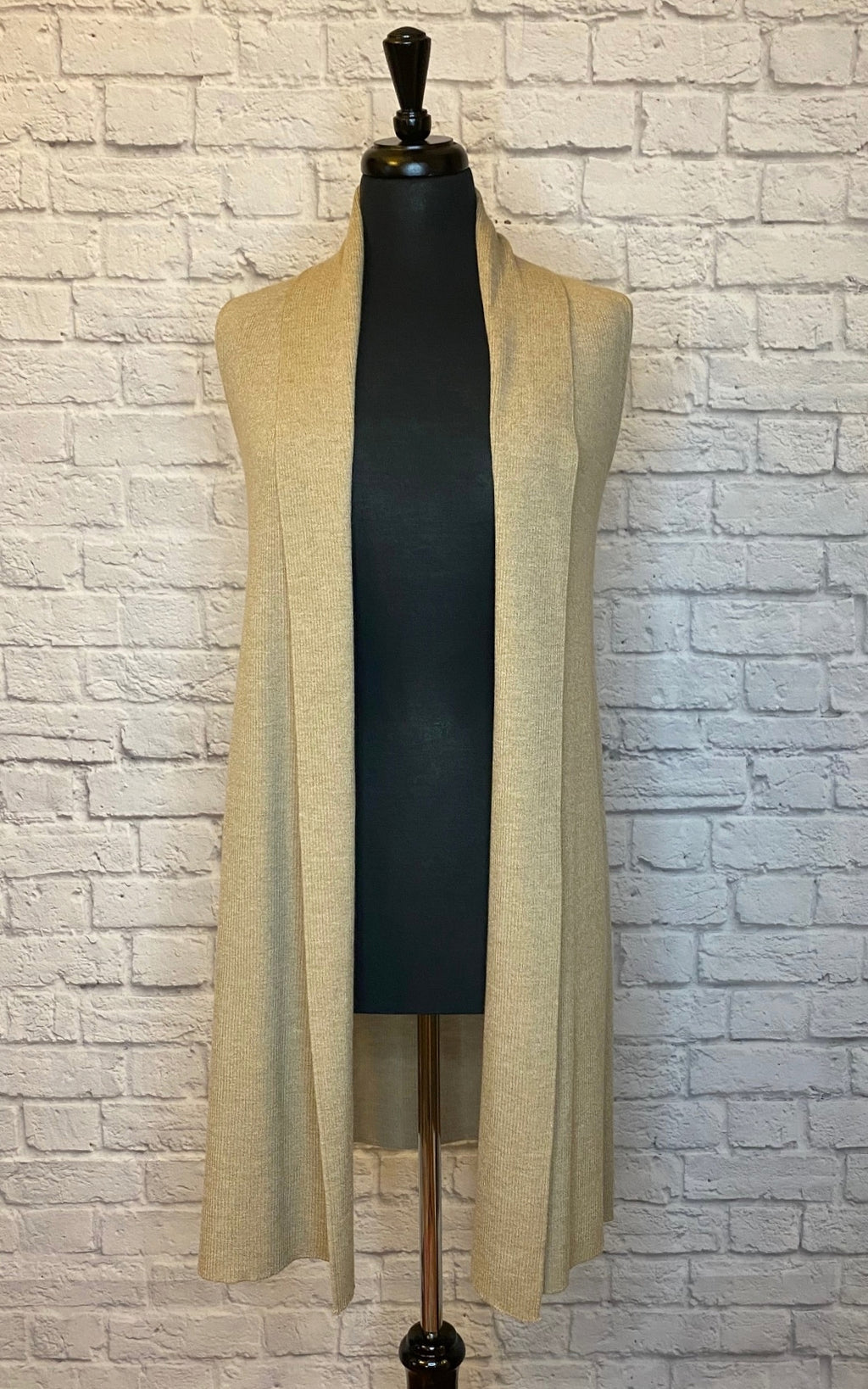 Alice + Olivia Wool Sweater Duster