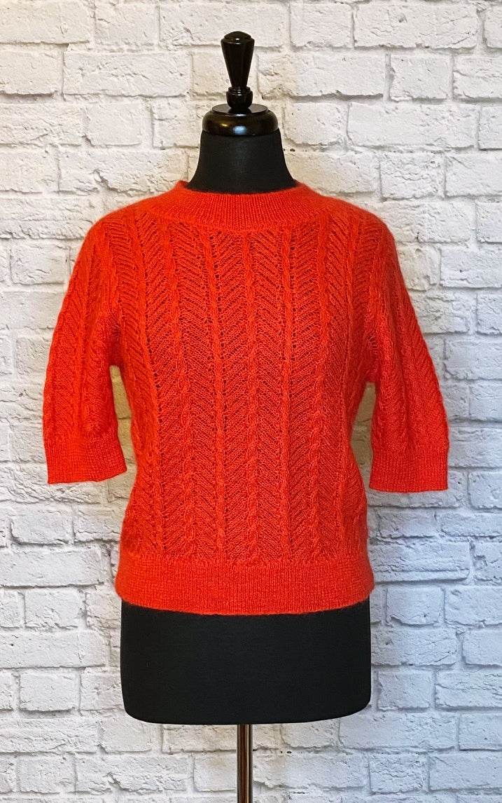 Temperley London Merino Wool-Blend Sweater