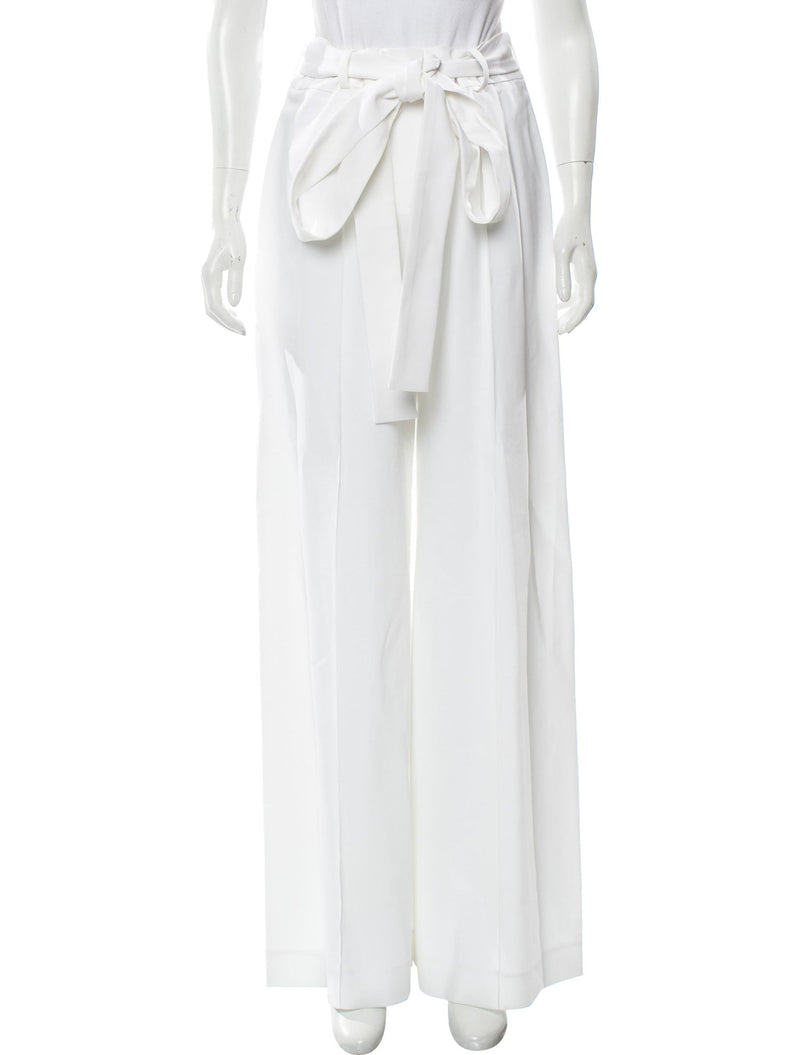 Carolina Herrera High-Rise Wide-Leg Pants