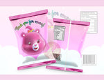 Care Bears Pink Chip Bag - Digital File