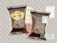 Louis Vuitton Chip Bag - Digital File