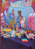 JoJo Siwa Photo Backdrop for Birthday Party or any event. Designed, Printed & Shipped!