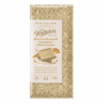 ADD ON: Whittakers Artisan Chocolate Block