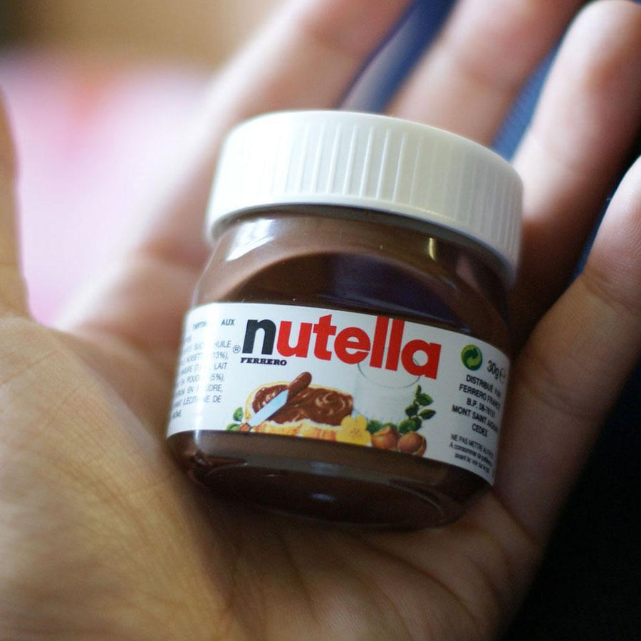 ADD ON: Mini Nutella Jar