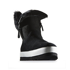 Vera Suede Shearling Boot