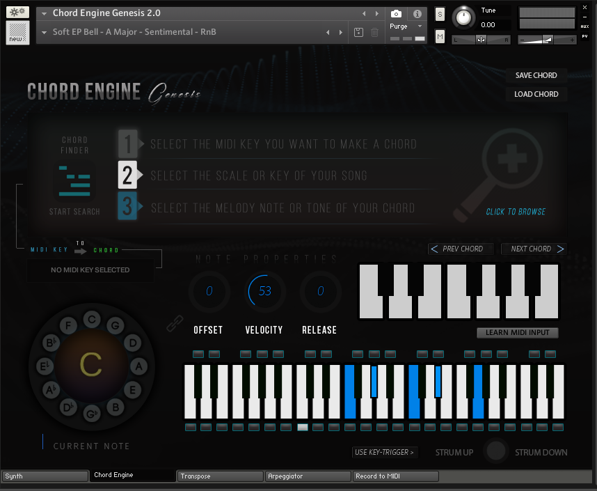 Chord Engine 2.0 *NEW