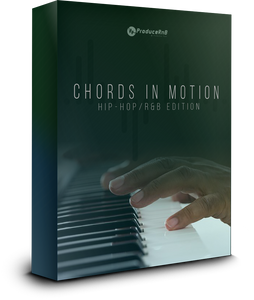 Chords in Motion Vol 2: HipHop / R&B MIDI Progression Pack