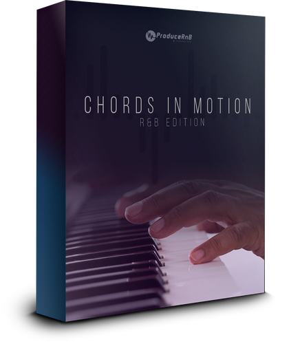 Chords In Motion R&B MIDI