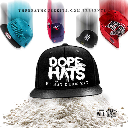 Dope Hats by DJ WILL