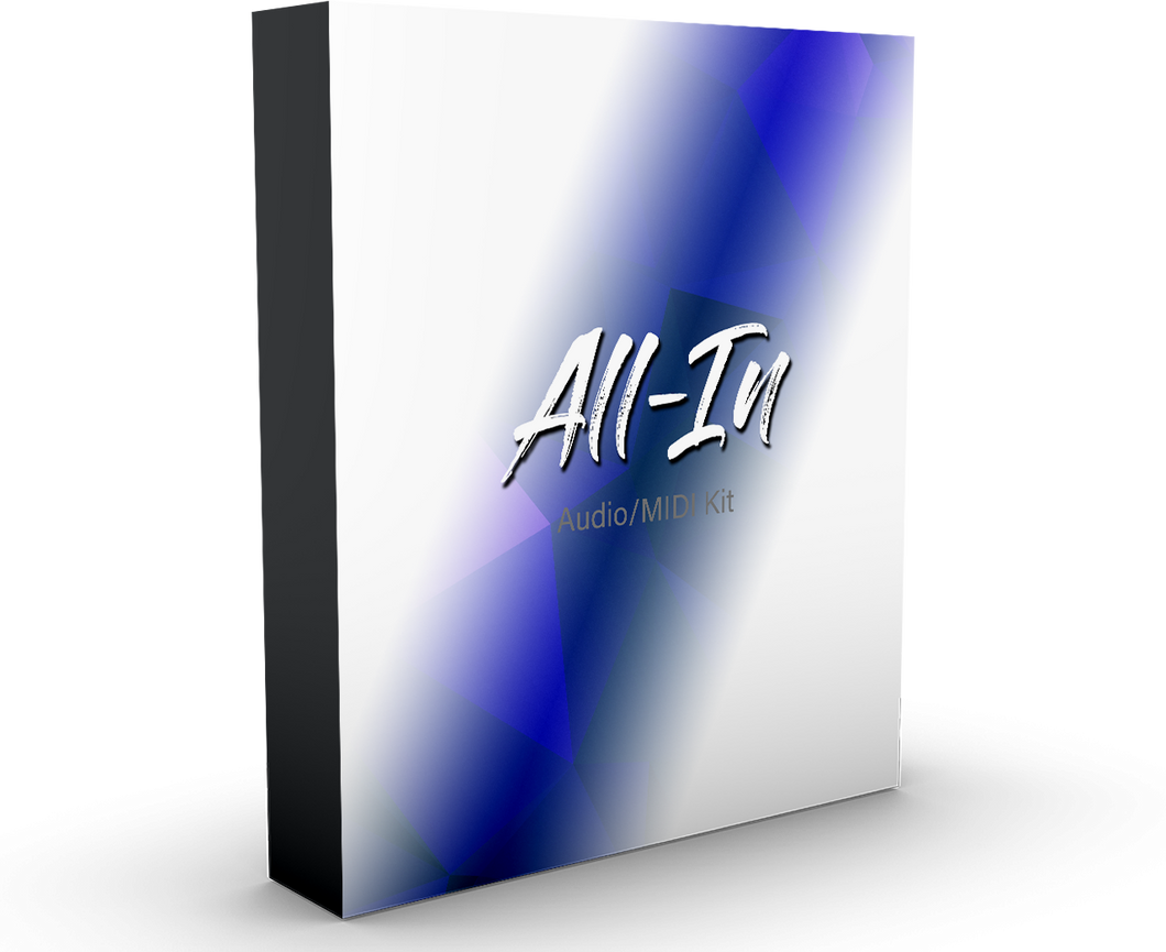 All IN - MIDI Chord, Drum and Loop Pack