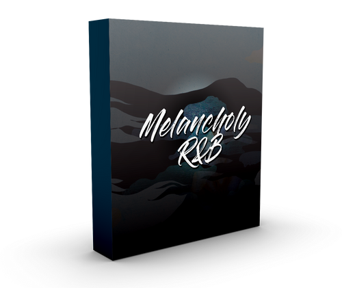 Melancholy R&B: Audio and MIDI