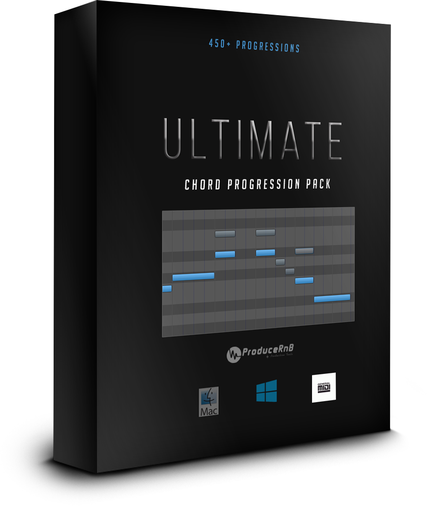 Ultimate Chord Progression Pack: 450 MIDI + Preset Progressions