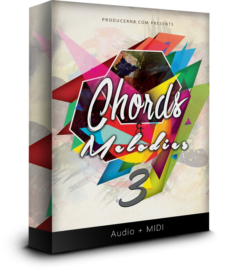 Chords and Melodies vol.3