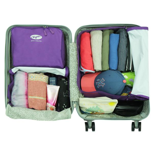 3-Piece Packing Cube Set