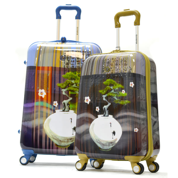 Arirang | Art Series Hard-Sided Spinner Luggage | Carry-On