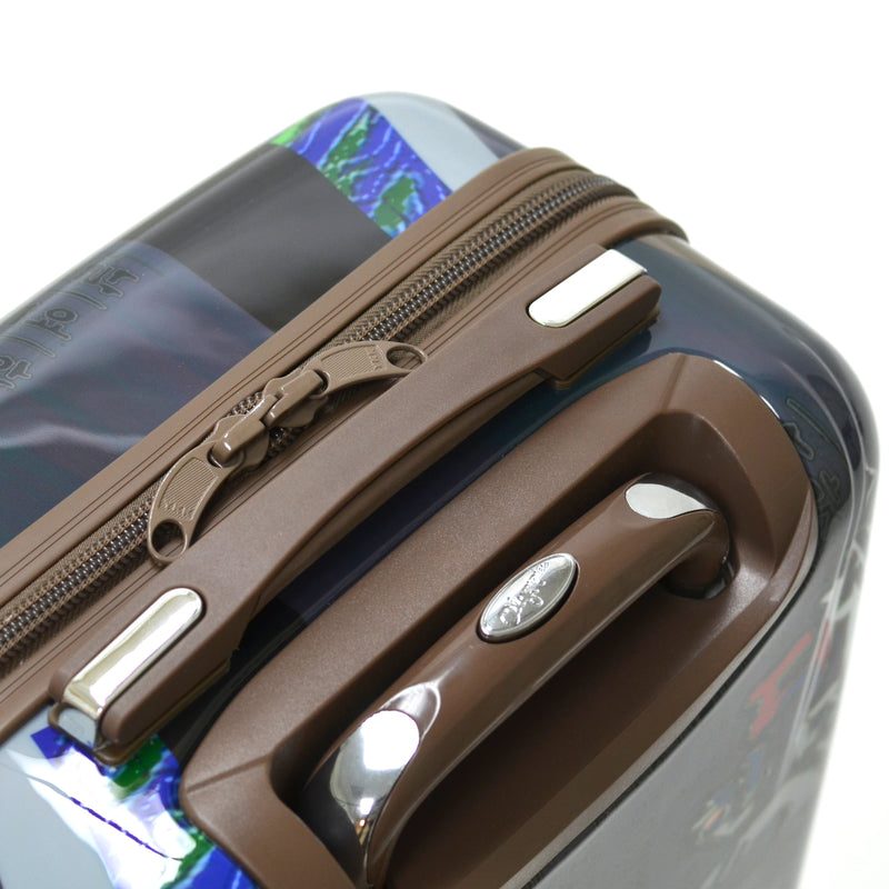 King Sejong | Art Series Hard-Sided Spinner Luggage | 3-Piece Set