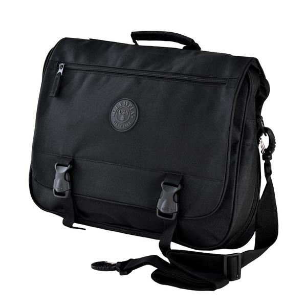 Element | Basic Black Business Bag | Messenger Bag