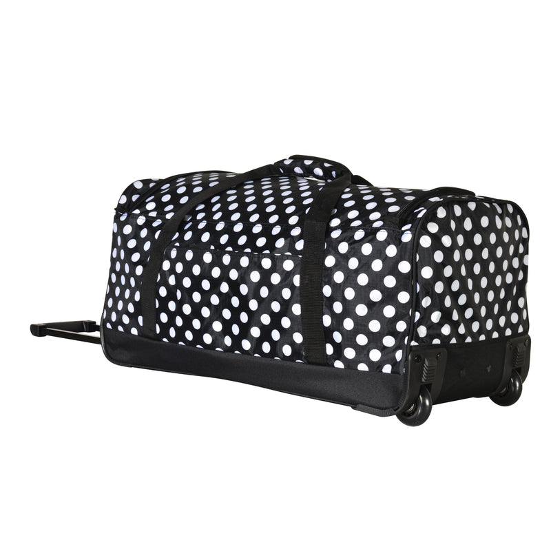 rolling tote duffel bag xuit case olympia