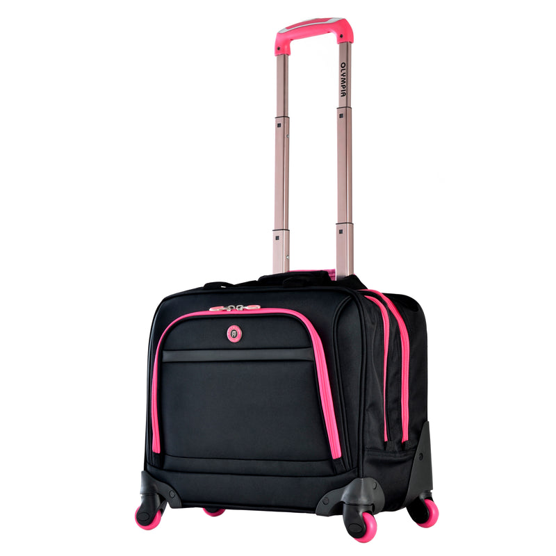 Hover | Carry-On Spinner Rolling Tote | Tote