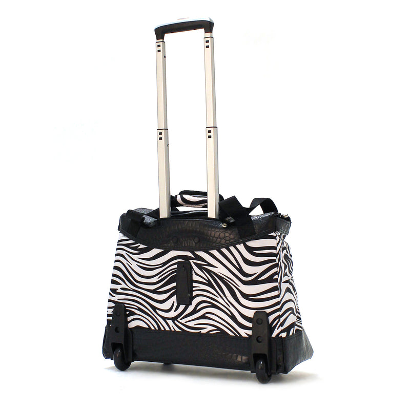 Deluxe | Fashion Rolling Bag | Tote