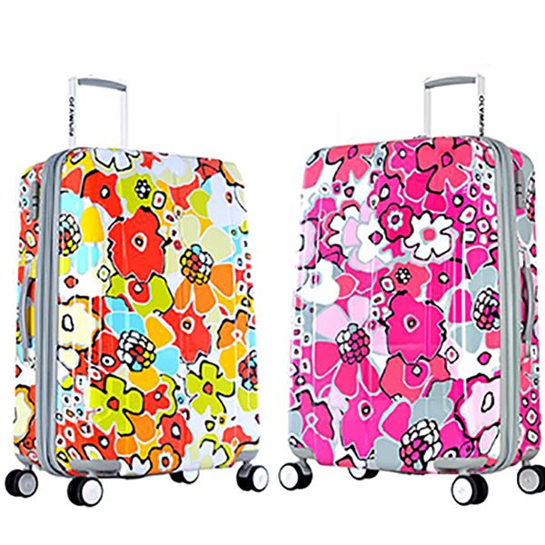 Blossom II | Hard-Sided 8-Wheel Spinner Luggage | Mid-Size