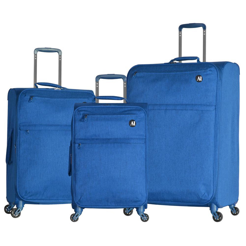 Florence expandable soft sided luggage suitcase