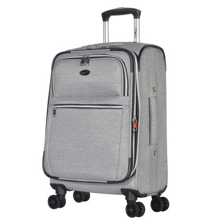 Chandler | Expandable Soft-Sided Spinner Luggage | Carry-On