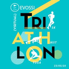Load image into Gallery viewer, EVOSSI {VIRTUAL} TRIATHLON
