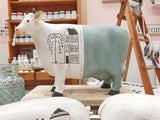 Cow Cottage Decor