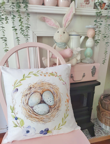 Egg Nest Cushion