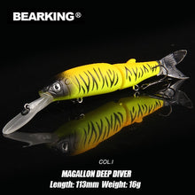 Load image into Gallery viewer, Magallon Family 113mm 16g , 113mm 13.7g , 88mm 7.2g Minnow Crank