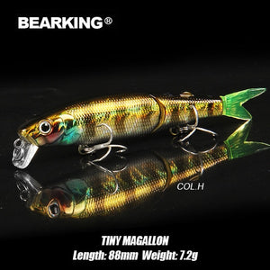Magallon Family 113mm 16g , 113mm 13.7g , 88mm 7.2g Minnow Crank