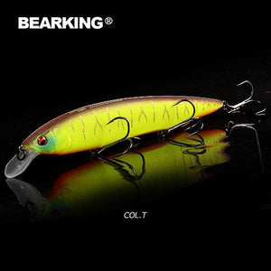 160mm 30g new lures, assorted colors, Tungsten weight system crank bait
