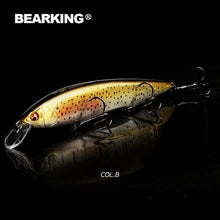 Load image into Gallery viewer, 160mm 30g new lures, assorted colors, Tungsten weight system crank bait - everything-fishandhunt.com