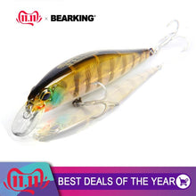Load image into Gallery viewer, A+ fishing lures hard bait 5color for choose 100mm 14.5g