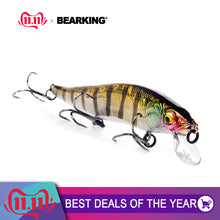 Load image into Gallery viewer, Bearking 11cm 14g super weight system long casting - everything-fishandhunt.com