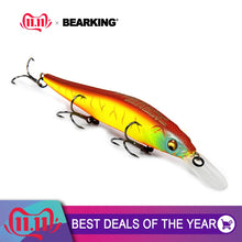 Load image into Gallery viewer, Quality Minnow 110mm 14g,Tungsten ball crank bait - everything-fishandhunt.com