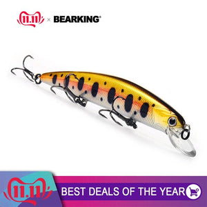 11cm 17g Dive 1.5m super weight system long casting SP minnow