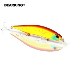 120mm 18g fishing lures hard bait different colors for choose quality professional minnow - everything-fishandhunt.com