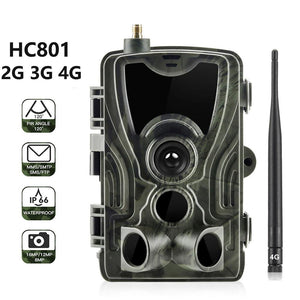 HC801 2G 3G 4G MMS/SMS/Email Hunting Camera 16MP 1080P - everything-fishandhunt.com
