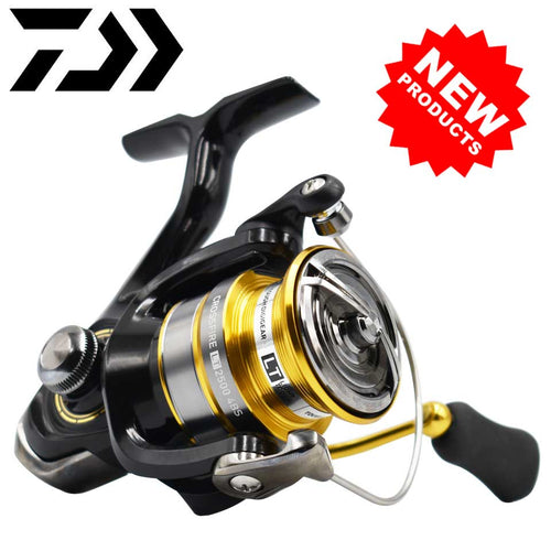 DAIWA Reel CROSSFIRE LT Spinning Fishing Reel 1000-6000