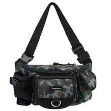 Load image into Gallery viewer, Piscifun Fishing Bag Multifunctional Outdoor Waist Bag