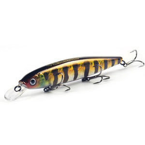 Bearking 13cm 25g Tungsten balls long casting New model fishing lures hard bait dive 1.3 - 2m quality professional minnow - everything-fishandhunt.com