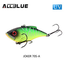 Load image into Gallery viewer, Crankbait Hard Artificial VIB Vibration Bait All Depth Winter Ice Fishing
