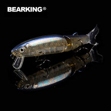 Load image into Gallery viewer, Bearking  Professional bait 11.3cm 13.7g  jointed bait - everything-fishandhunt.com