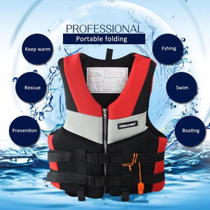 Adults Life Jacket Professional - everything-fishandhunt.com